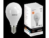 Светодиодная лампа Gauss Elementary LED 53116 6W E14 2700K