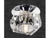 Точечный встраиваемый светильник Novotech 369299 Vetro (модерн, хром)