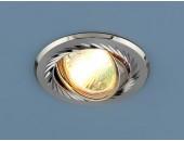 Точечный встраиваемый светильник Elektrostandard 704 SN/N (модерн, никель)