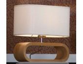 Настольная лампа Lussole Nulvi LSF-2114-01 (модерн, хром)