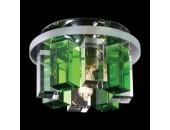 Точечный встраиваемый светильник Novotech 369357 Caramel 3 (модерн, хром)