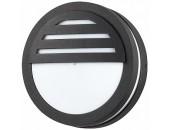 Уличный настенный светильник Novotech 357231 (модерн, черный)