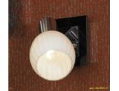 Светильник спот Lussole LSX-5501-01 Senigallia (модерн, черный)