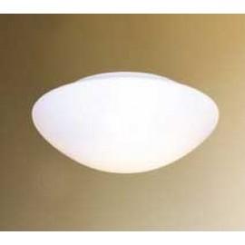 Светильник влагозащищенный Svetresurs/Светресурс 340-002-01 (модерн, белый)