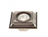 Встраиваемый светильник L`Arte Luce L10451.52 Avallon (классический, золото)