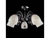 Люстра потолочная Евросвет/Eurosvet 22415/5 (модерн, хром)