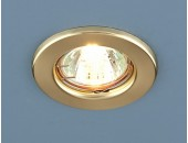 Точечный встраиваемый светильник Elektrostandard 9210 GD (модерн, золото)
