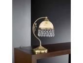 Настольная лампа Reccagni Angelo P 6206 P (классический, бронза)