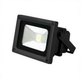 Прожектор светодиодный Gauss LED FL613100310 (модерн, черный)