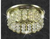 Точечный встраиваемый светильник Novotech 369494 Versal (модерн, золото)