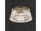 Точечный встраиваемый светильник Novotech 369670 Arctica (модерн, золото)