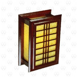 Бра MW-Light 339025301 Восток (японский стиль, шоколад)