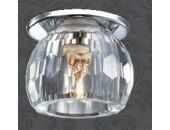 Точечный встраиваемый светильник Novotech 369799 Dew (модерн, хром)