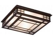 Светильник потолочный Svetresurs/Светресурс 527-727-06 (японский стиль, дерево)
