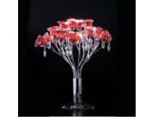 Настольная лампа Citilux EL325T04.2 Eletto Rosa Rosso (флористика, хром)