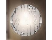 Светильник настенно-потолочный Sonex/Сонекс 2232 Lakri (модерн, хром)