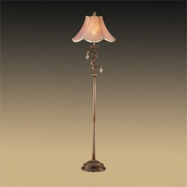 Торшер Odeon Light 2430/1F Varza (кантри, коричневый)
