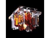 Точечный встраиваемый светильник Novotech 369368 Caramel 2 (модерн, хром)