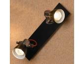 Светильник спот Lussole Frontino LSL-7401-02 (черный)