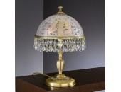 Настольная лампа Reccagni Angelo P 6200 M (классический, бронза)