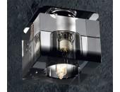 Точечный встраиваемый светильник Novotech 369294 Aquarelle (модерн, хром)