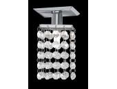 Точечный встраиваемый светильник Eglo 85327 Pyton (модерн, хром)