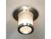 Светильник точечный встраиваемый Lussole LSQ-6720-01 Downlights (хай-тек, хром матовый)