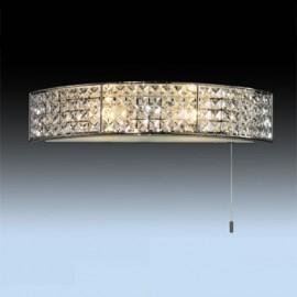 Светильник влагозащищенный Odeon Light 2249/2W Tori (модерн, хром)