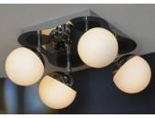 Светильник спот Lussole Rapallo LSX-4901-04 (хром)