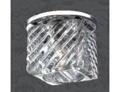 Точечный встраиваемый светильник Novotech 369802 Nord (модерн, хром)