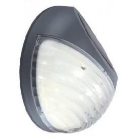 Уличный настенный светильник Globo 33429-12 SOLAR (модерн, серый)