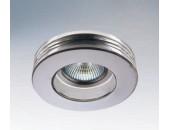 Точечный встраиваемый светильник Lightstar 006114 Lei cromo (модерн, хром)