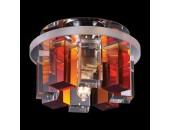Точечный встраиваемый светильник Novotech 369353 Caramel 3 (модерн, хром)