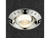 Точечный встраиваемый светильник Novotech 369646 Glam (модерн, хром)