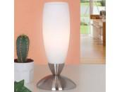 Настольная лампа Eglo 82305 Slim (модерн, никель)
