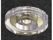 Точечный встраиваемый светильник Novotech 369413 Cosmo (модерн, хром)