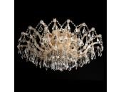 Люстра потолочная Chiaro 383010210 (модерн, золото)