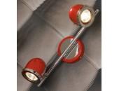Светильник спот Lussole Tivoli LSN-3101-02 (красный)