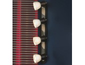 Светильник спот Lussole LSL-8209-04 Messina (хай-тек, венге)