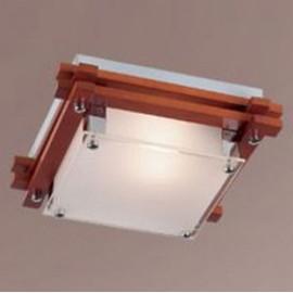 Светильник настенно-потолочный Sonex/Сонекс 1241 Trial (японский стиль, хром)