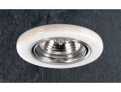 Точечный встраиваемый светильник Novotech 369279 Stone (модерн, хром)