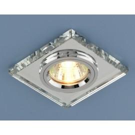 Точечный встраиваемый светильник Elektrostandard 8170 SL (модерн, зеркальный-серебро)