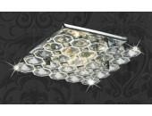 Точечный встраиваемый светильник Novotech 369504 Moyen (модерн, хром)