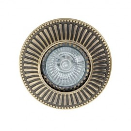 Встраиваемый светильник L`Arte Luce L10351.86 Rodez (классический, бронза)