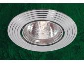 Точечный встраиваемый светильник Novotech 369431 Antic (модерн, хром)