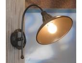 Бра Lussole Ancona LSN-1071-01 (модерн, коричневый)
