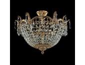 Люстра потолочная Maytoni DIA585-PT40-WG (классический, белое золото)
