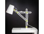 Настольная лампа Mantra MN 3614 Looker (хай-тек, белый)