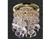 Точечный встраиваемый светильник Novotech 369329 Drop (модерн, золото)