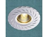 Точечный встраиваемый светильник Novotech 369771 Voodoo (модерн, хром)